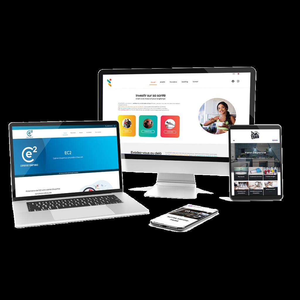 Création de site internet à Affipub Albi dans le Tarn